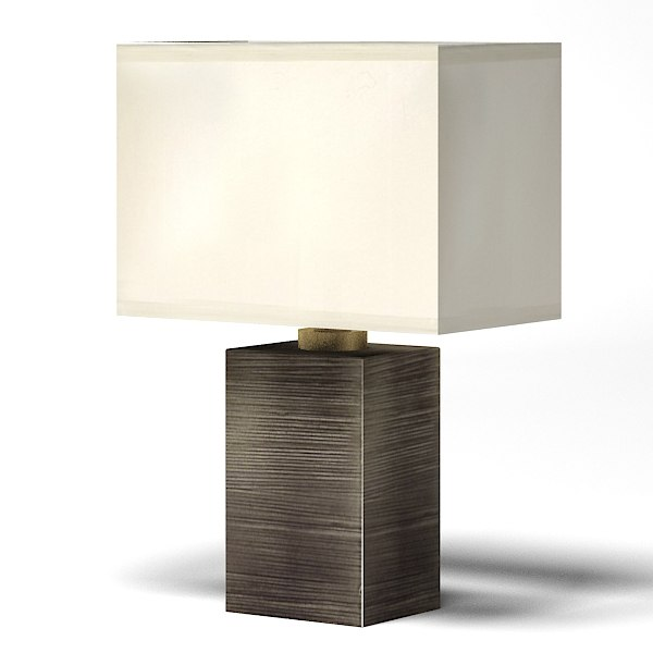 Baker Barbara Barry Modern Contemporary Table Lamp FINE LINES BB004 Art Deco