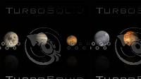 3D Model Planets - Moon, Jupiter, Mars, Pluto, Venus
