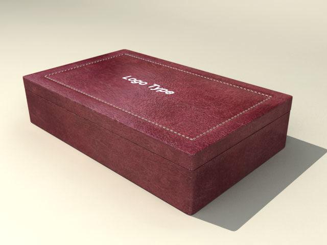 3d model prize box
