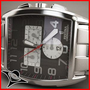 3ds max festina watch