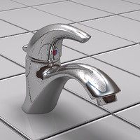 C-Spout Lavatory Faucet