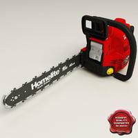 Homelite Gas Chain Saw