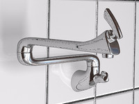 3d model realistic grohe