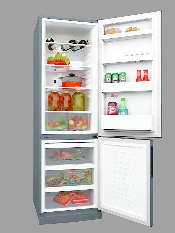 refrigerator food max