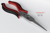 long nosed pliers c4d