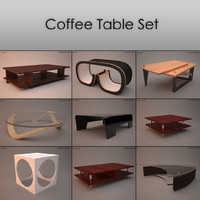 Coffee Table Collection