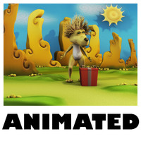 3ds max lion animate rig