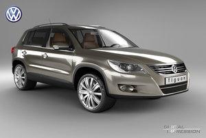 3d car luxury sedan model