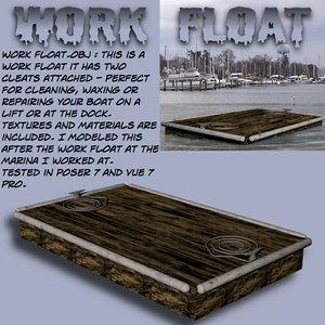 maya workfloat work float