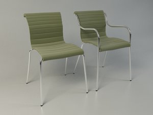 zelig pi chair 3d 3ds