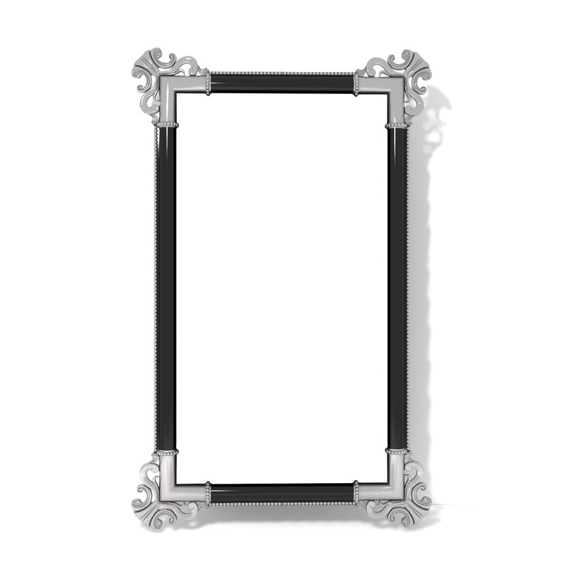 baldi frame 3d max