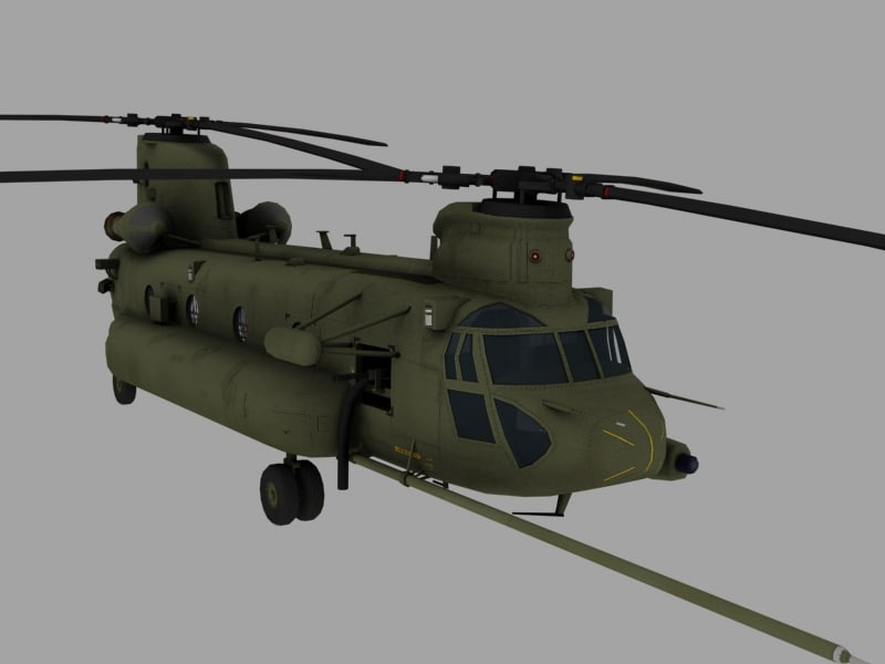 max soa chinook helicopter games