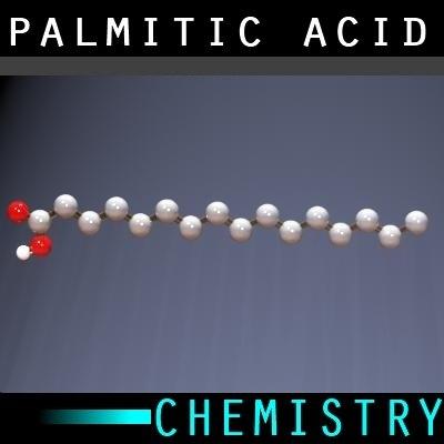 3d molecule structure model