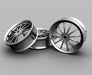 12 spokes custom rims max