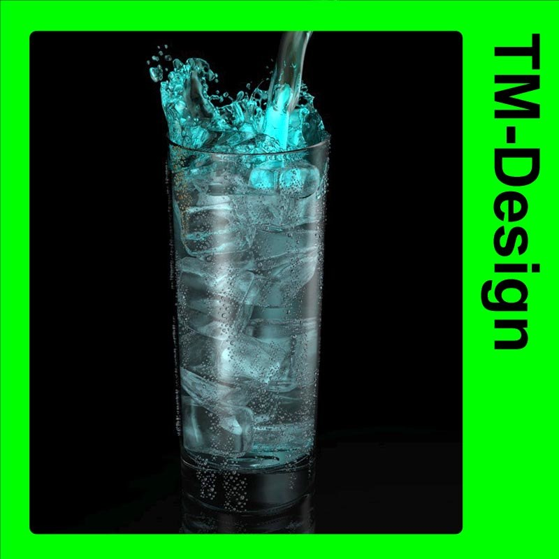 blue drink 3d 3ds