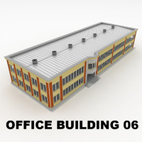 office building 06 3ds