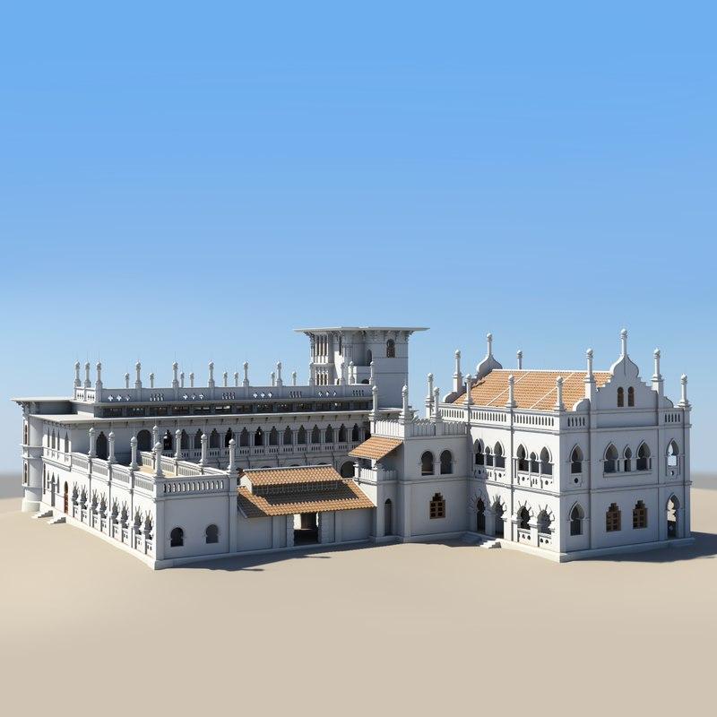 fbx kellie s castle architectural