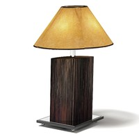 3d smania table lamp