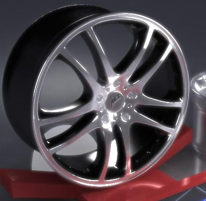 3d auto aez intenso model