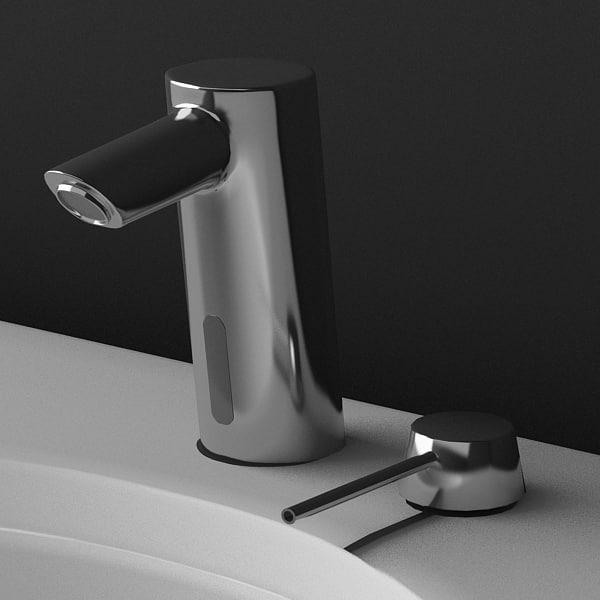 3d hansgrohe washbasin