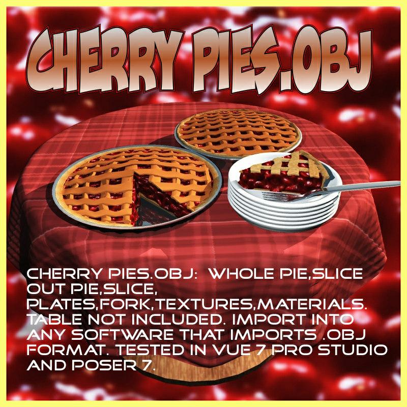 maya cherry pies