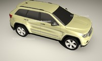 3ds max 4x4 terrain vehicle