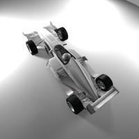 3d formula renault 2 0 model