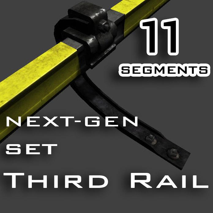 3d modular rail next-gen gen