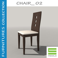 chair 02 3ds