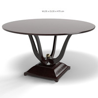 christopher guy table 3d max
