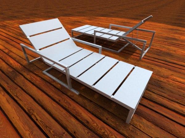 3d hammock hamaca model