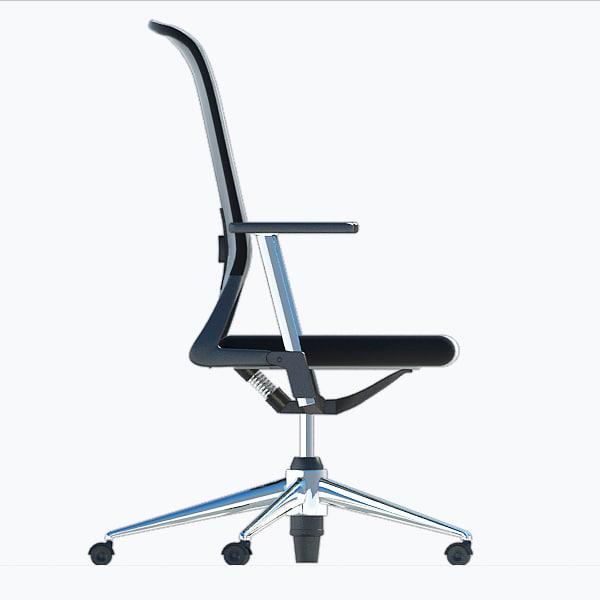 3dsmax office chair