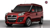new fiat doblo 3ds