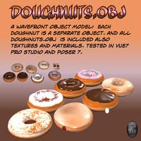 Doughnuts.obj