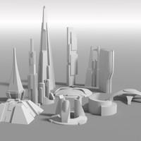Futuristic Architecture 2