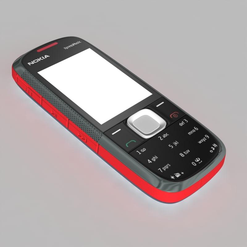nokia5130 3d model