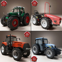 Tractors Collection