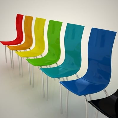 design awarded chair 3d 3ds