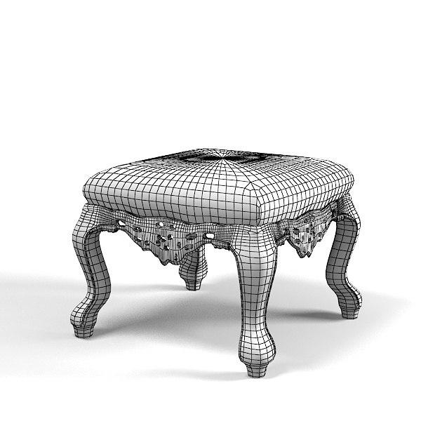 Moda Design Pouf.Moda Pouf Riff Classic Chair Stool Pouf Banquette Ottoman