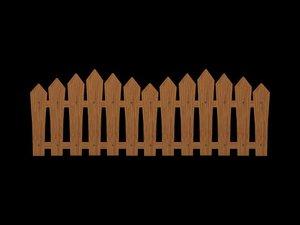 fence 3d ma