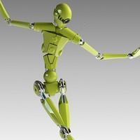 3ds robot