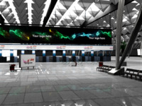 3ds max airport