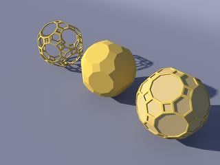 3ds archimedean solids