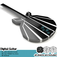 G69 Digital Guitar