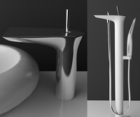 3d model hansgrohe puravida