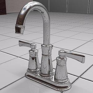 3d archer lavatory faucet