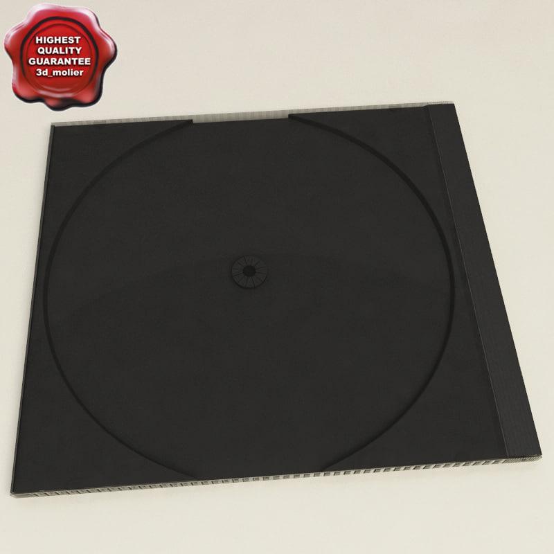 3ds max cd case