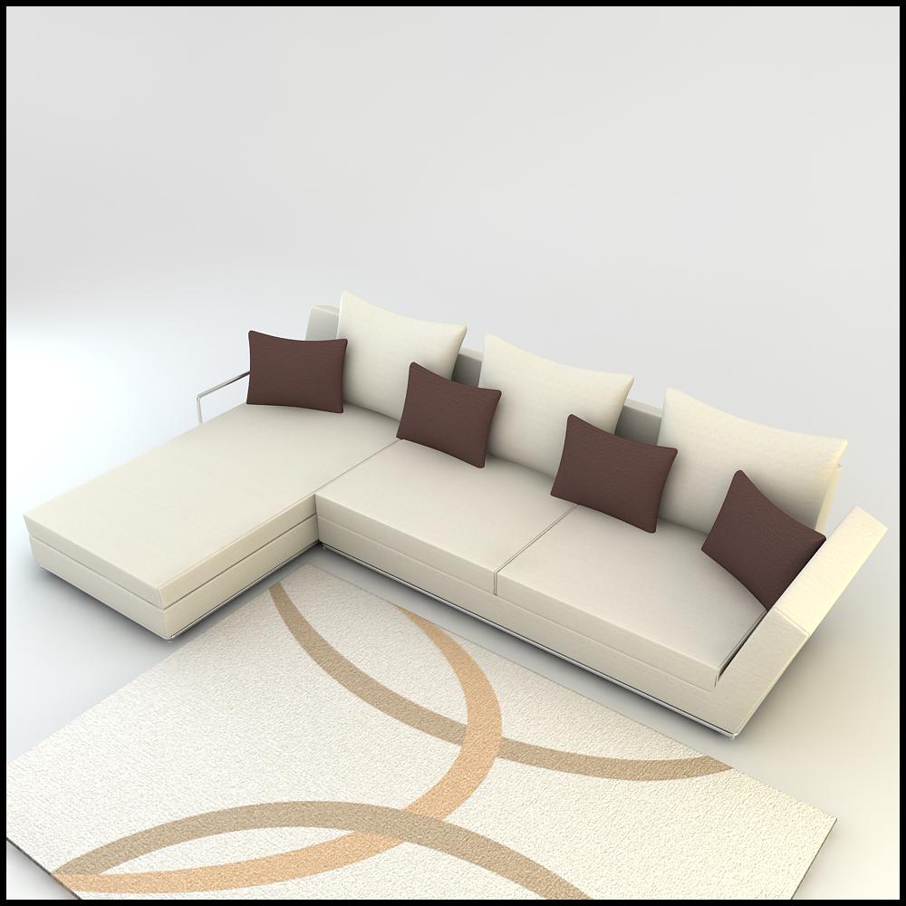 Corner Sofa Design CSD 03