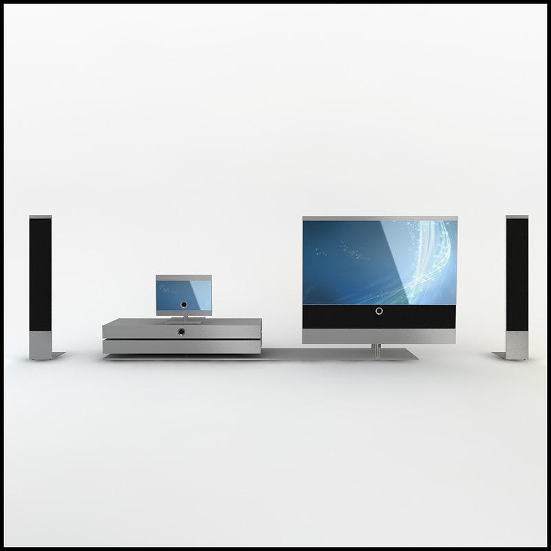 Loewe Reference 52 Home Media Center Equipment