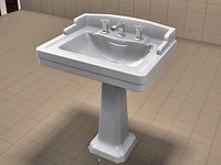 St Thomas Creations Sink and Kohler Faucet Set